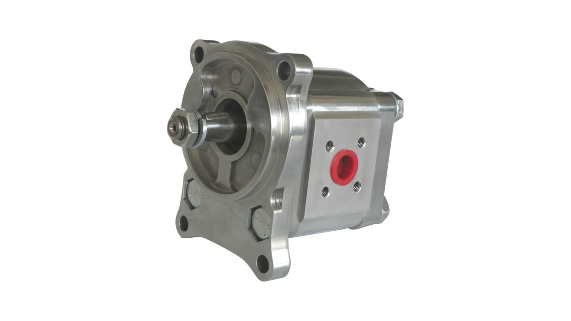 Logo Hydraulic Gear Pumps and Motors