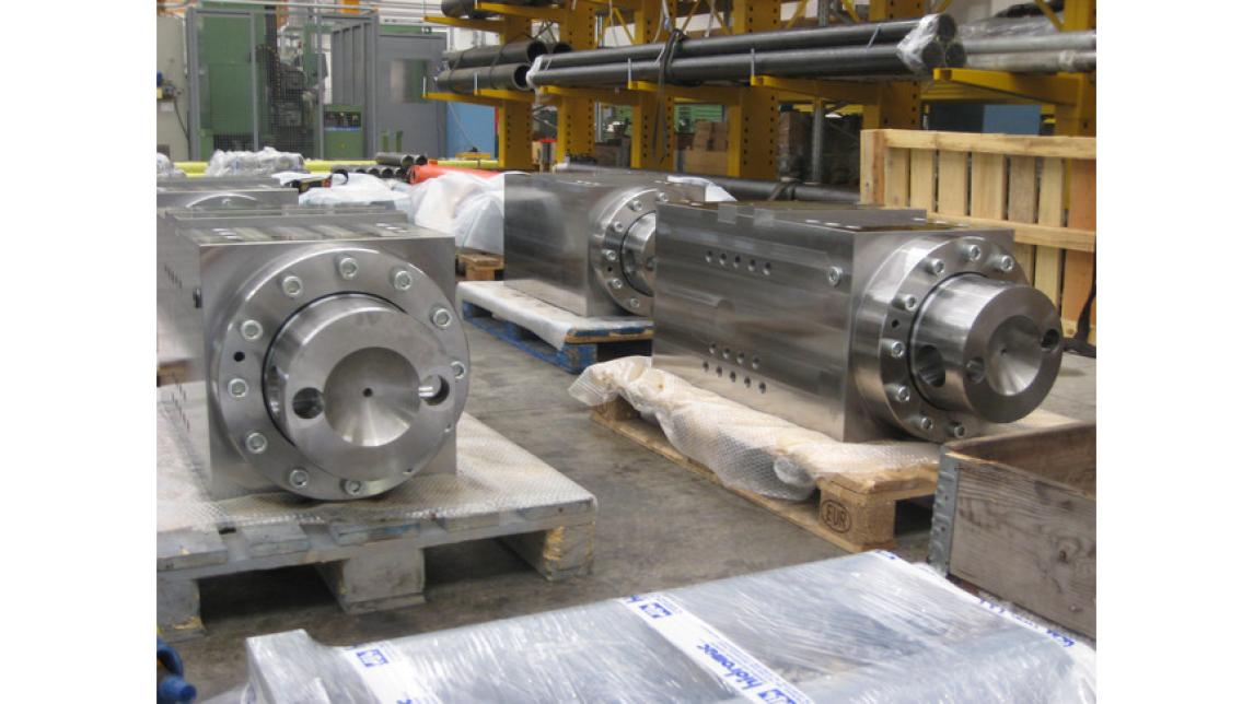 Logo Hydraulic Cylinders
