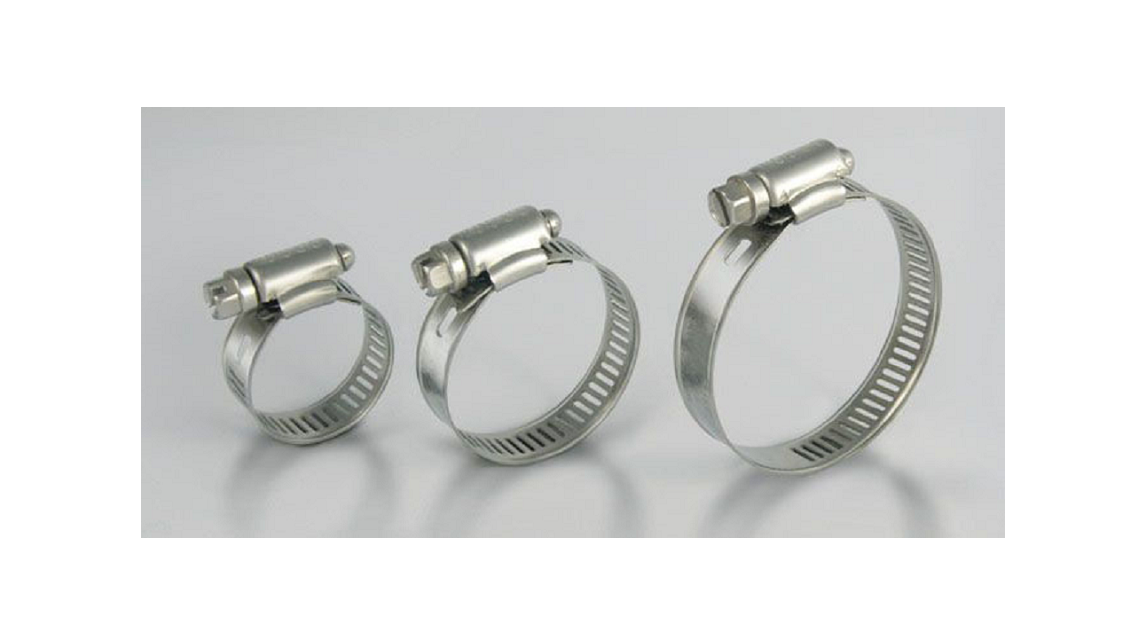 Logo American Type Hose Clamps