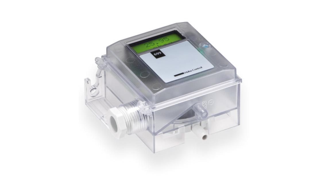 Logo Differential pressure sensor 699
