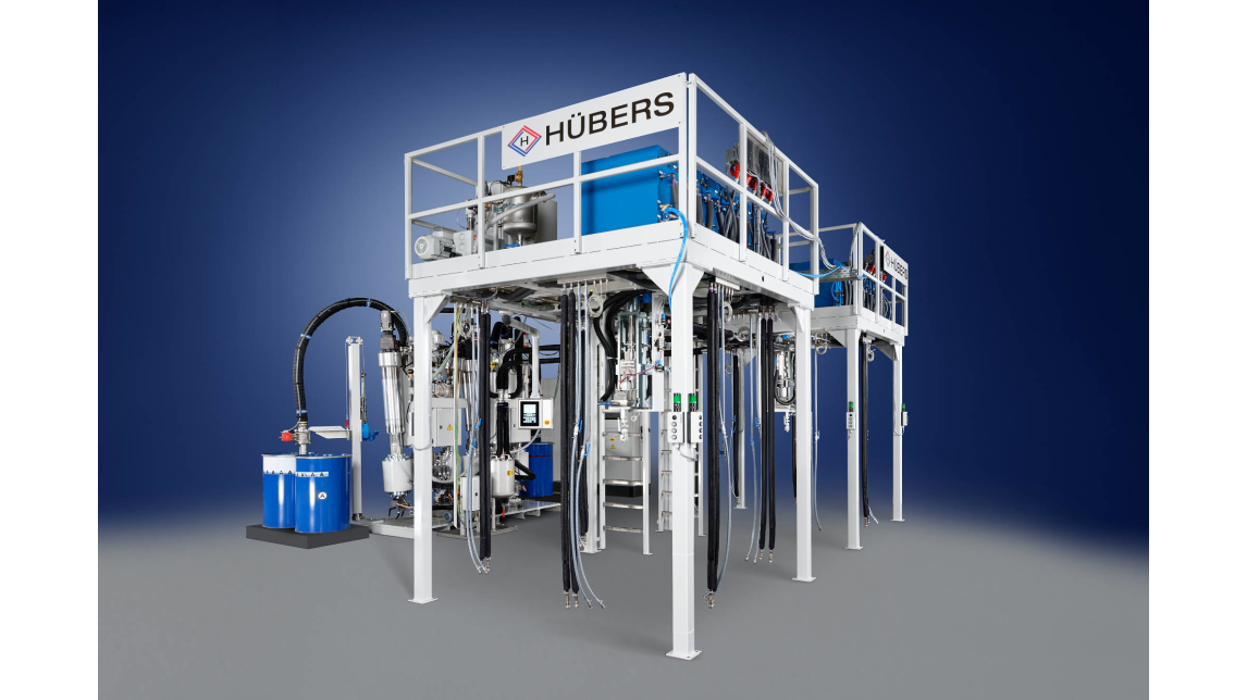 Logo Silicone Processing Systems