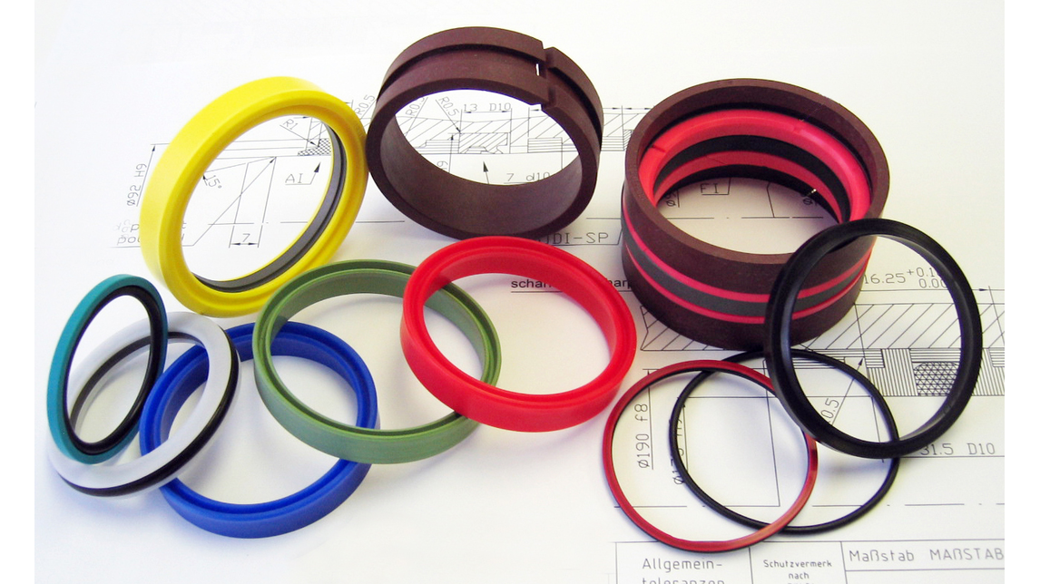 Logo Seals and Bearing Elements