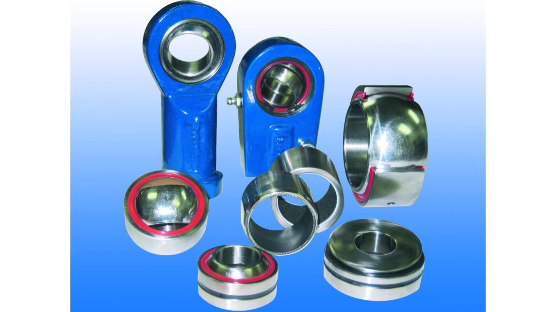Logo Spherical Plain Bearings and Rod Ends