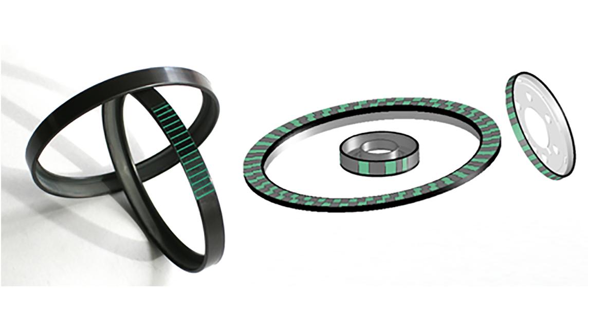 Logo Magnet Ring