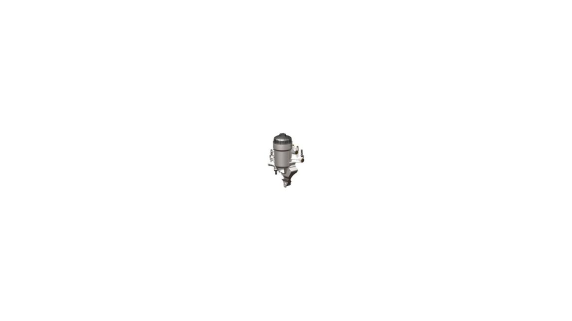 Logo HYDAC Diesel MainCare - Main filter for Diesel Fuel Filtration