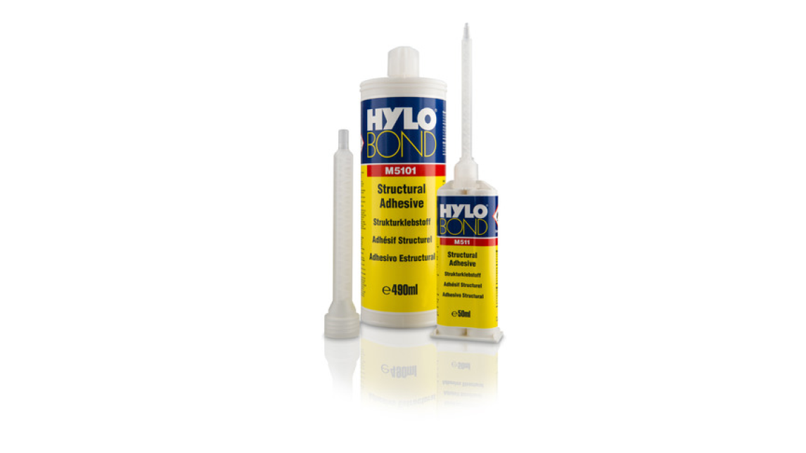 Logo HYLO®BOND - structural adhesives