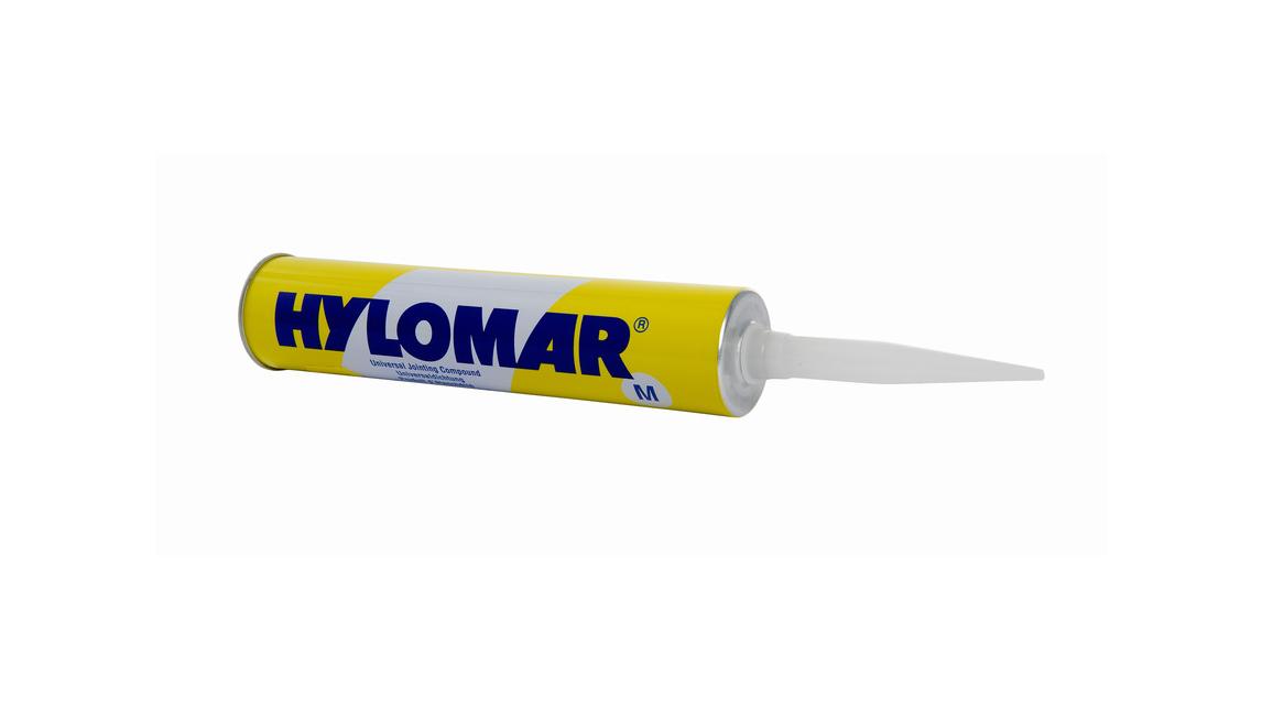 Logo Hylomar M Dauerplastische Dichtmasse