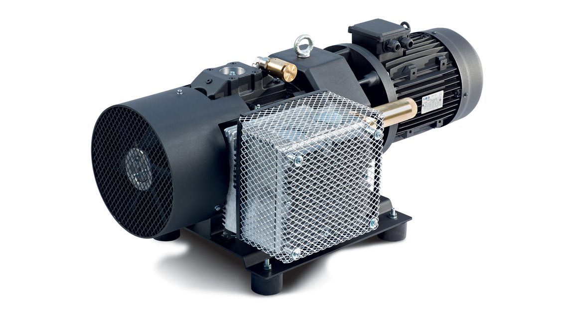 Logo Oil free rotary vane vacuum pumps