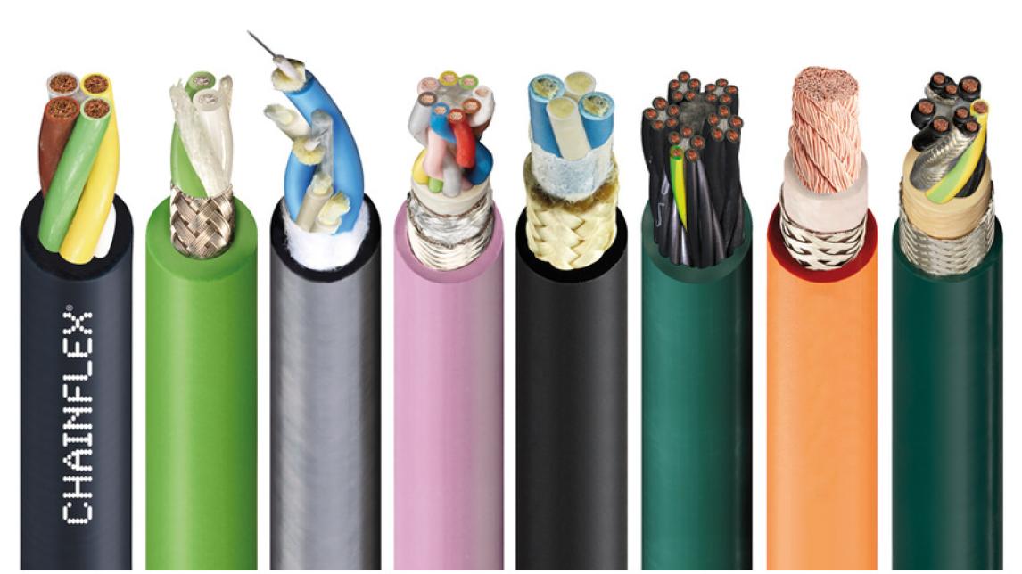 Logo igus® chainflex® cables