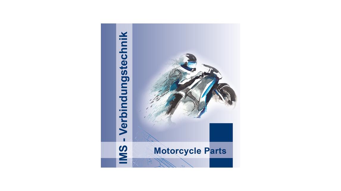Logo Motorrad - Befestigungsteile