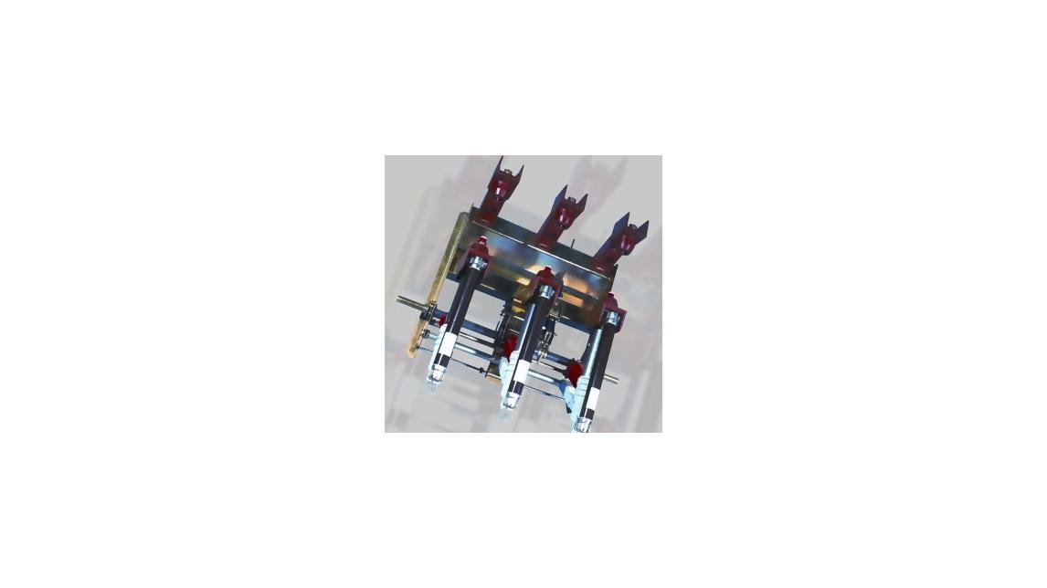 Logo Basic Switchgear, Aerial Disconnectors, Load Break Switches