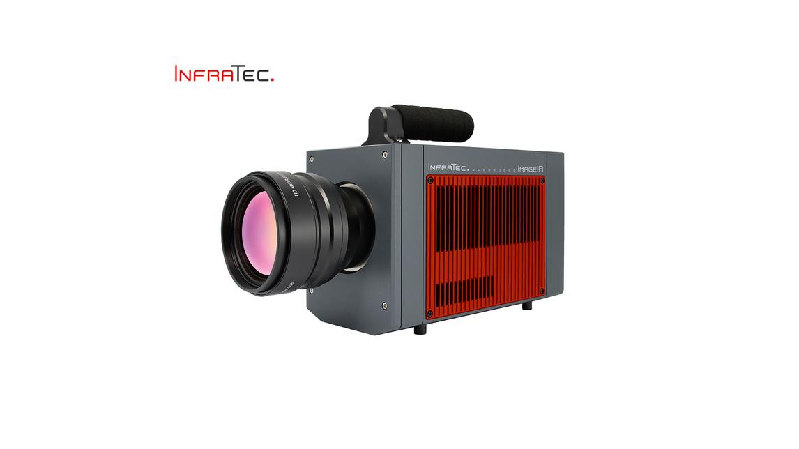 Logo Thermal imaging camera ImageIR® 10300
