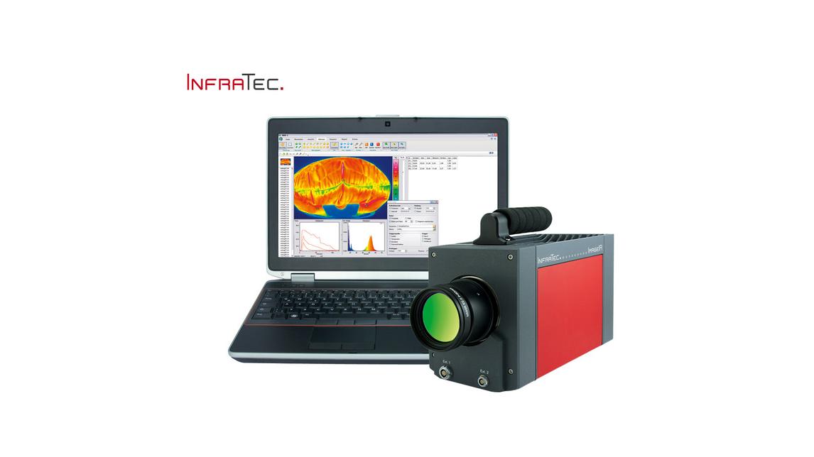 Logo infrared camera ImageIR® 8300 hp