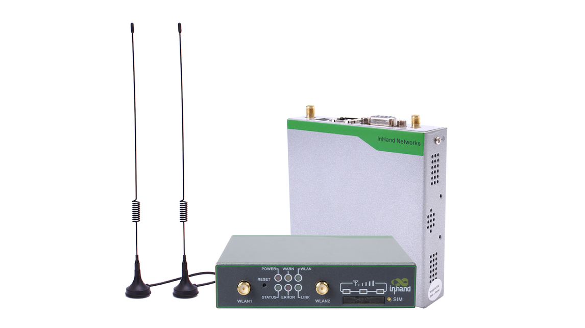Logo InRouter611-S Industrial LTE Router