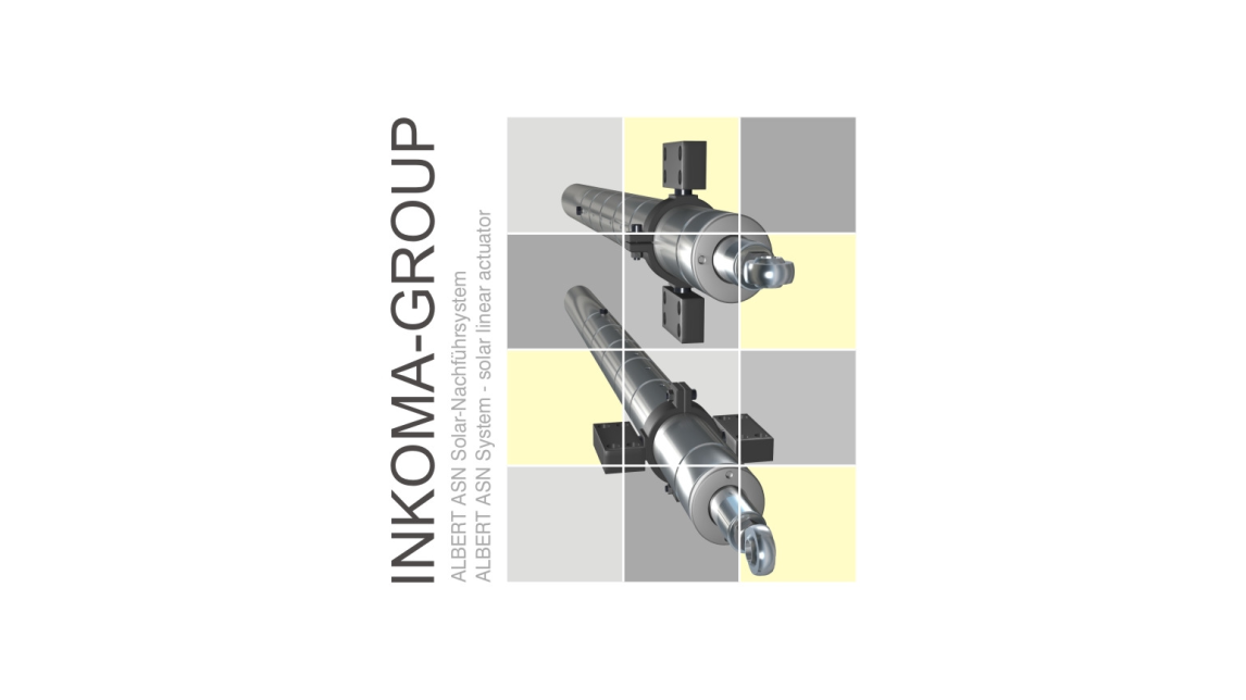 Logo ALBERT -ASN System-solar linear actuator