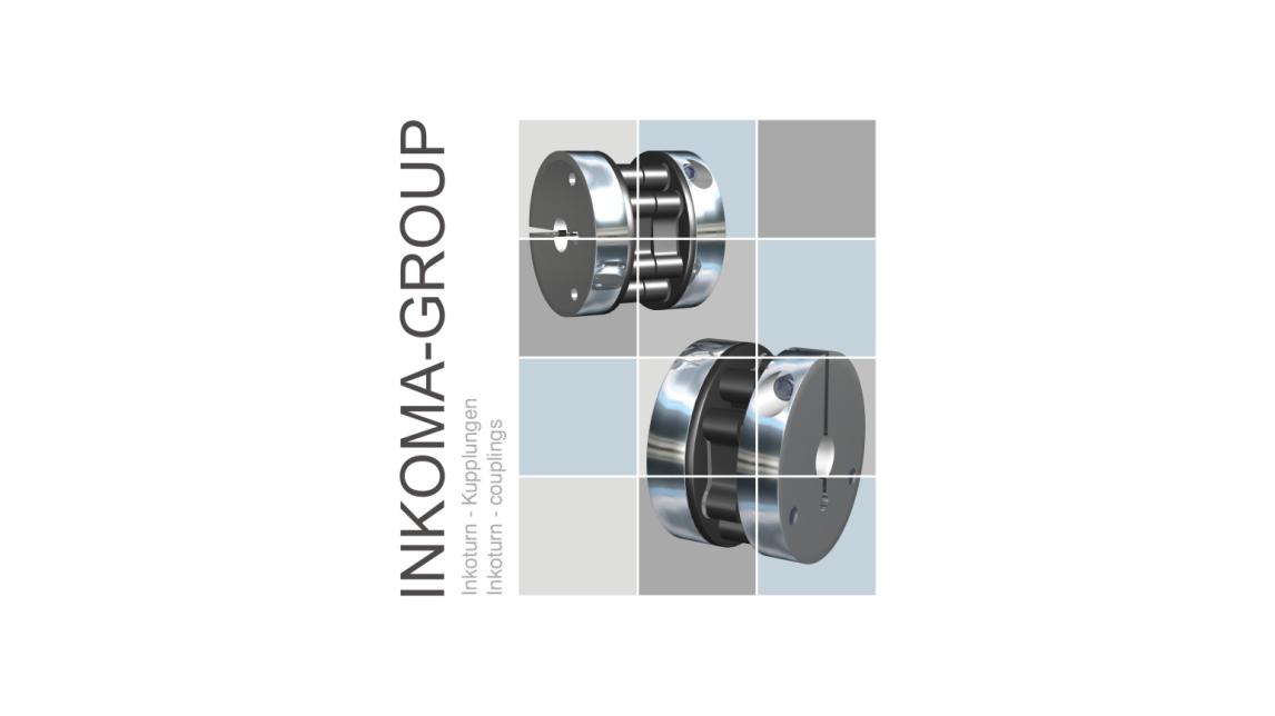 Logo INKOMA - Inkoturn - couplings