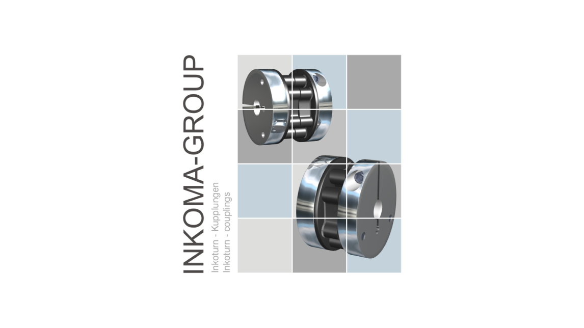 Logo INKOMA - Inkoturn - Kupplungen