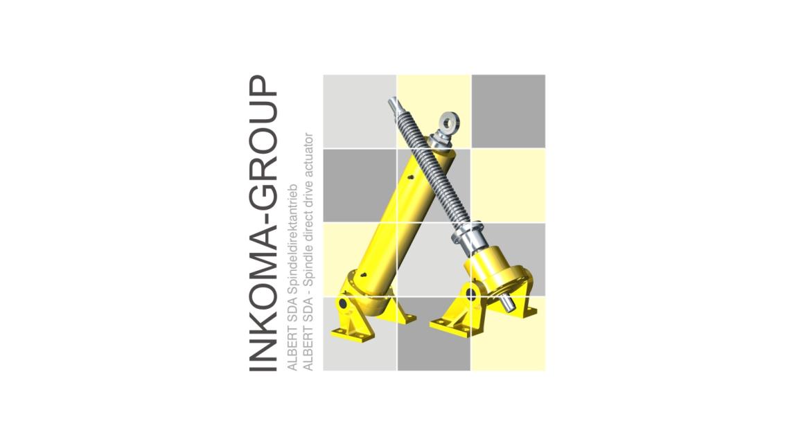 Logo ALBERT SDA Spindeldirektantrieb