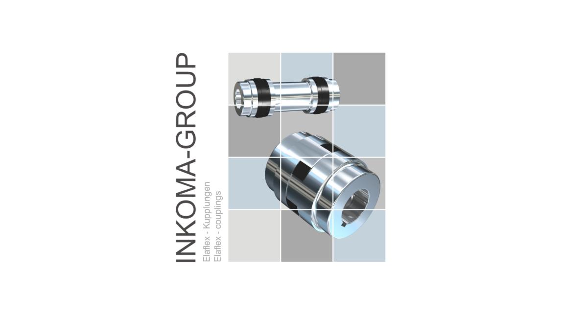 Logo INKOMA - Elaflex - Kupplungen