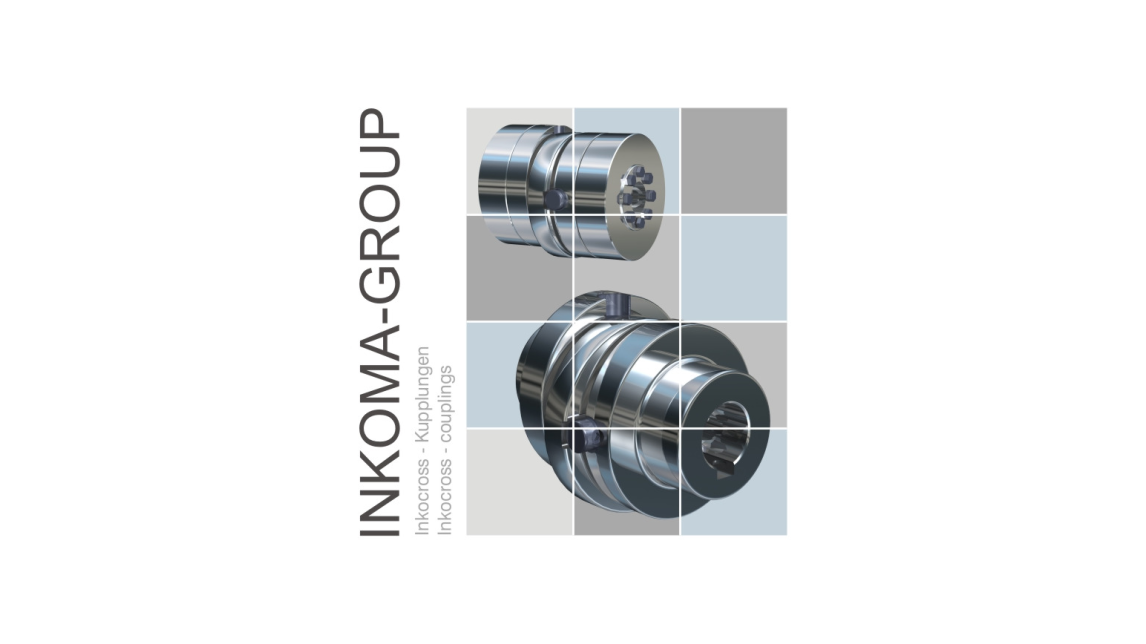 Logo INKOMA - Inkocross - couplings