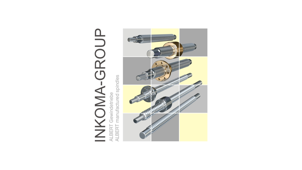 Logo ALBERT - Manufactured spindles
