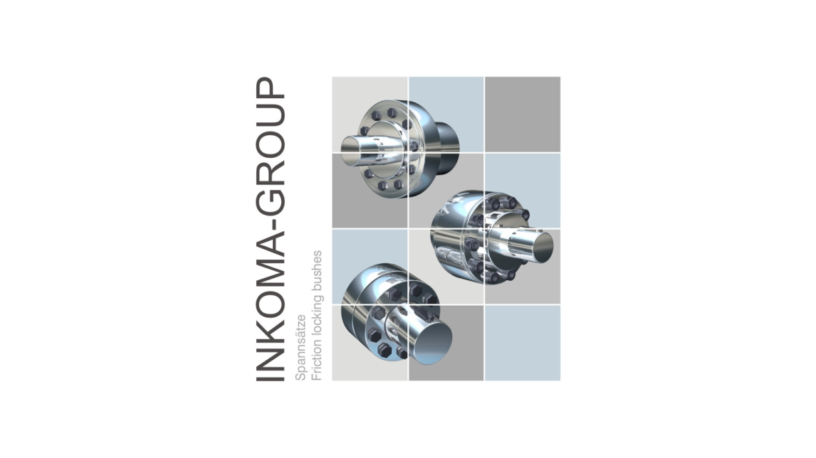 Logo INKOMA - Spannsätze