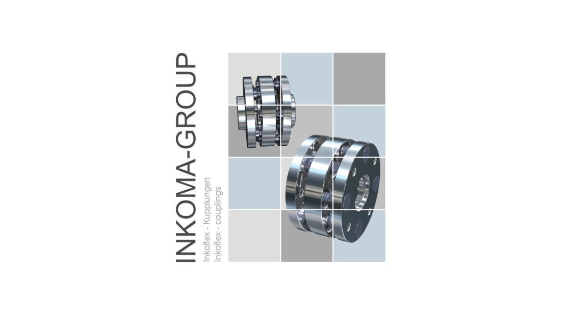 Logo INKOMA - Inkoflex - couplings