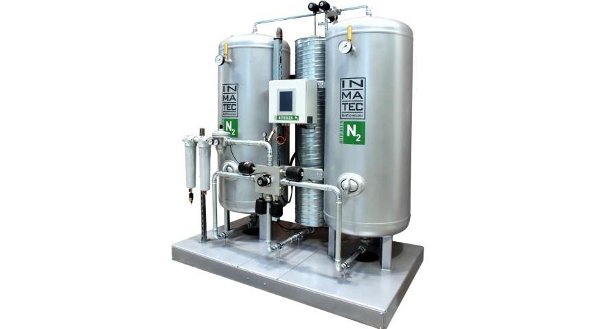 Logo Nitrogengenerator
