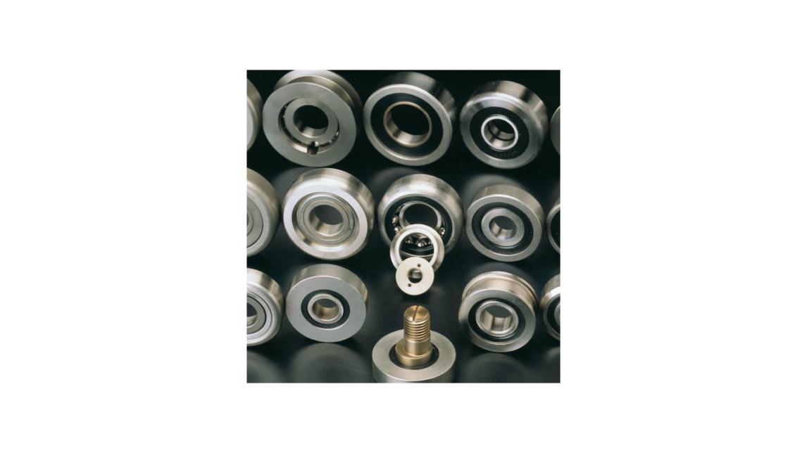 Logo Cylindrical roller bearings