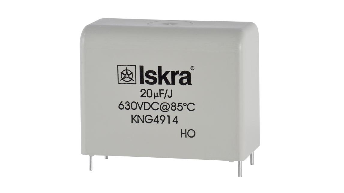 Logo DC link capacitors