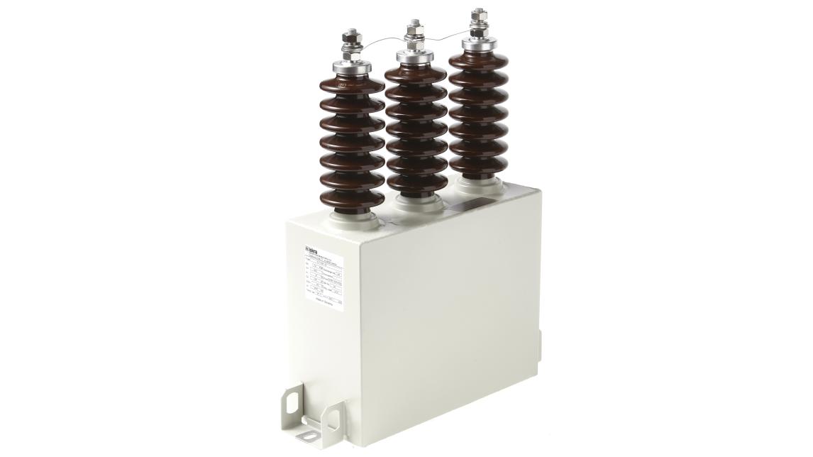 Logo Power Factor Correction Capacitors