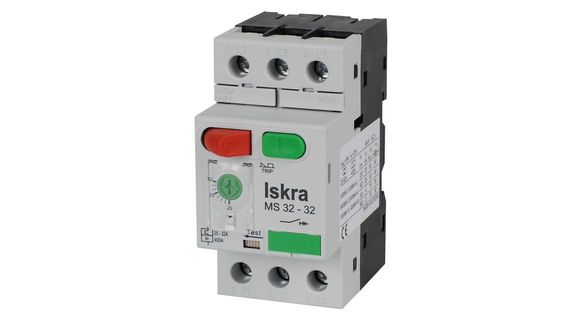 Logo Motor Protection Switches