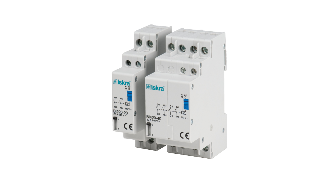 Logo Latching relays / Bistable Switches