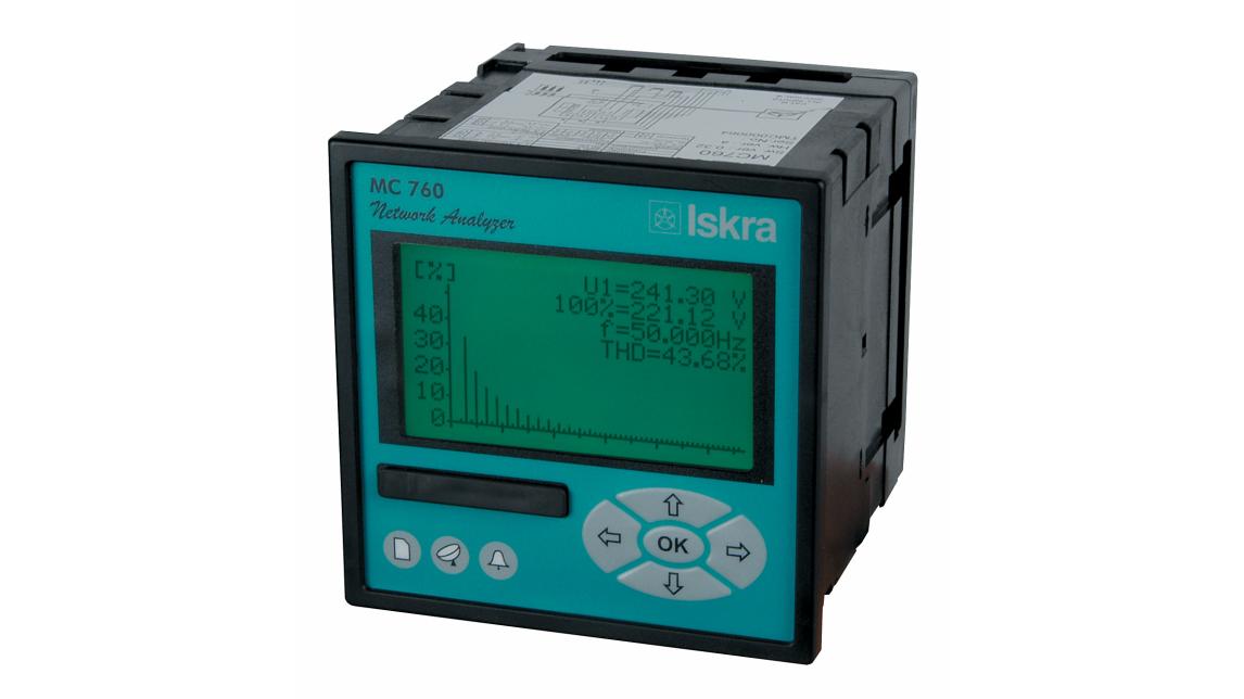 Logo Power monitoring device MC 7x0