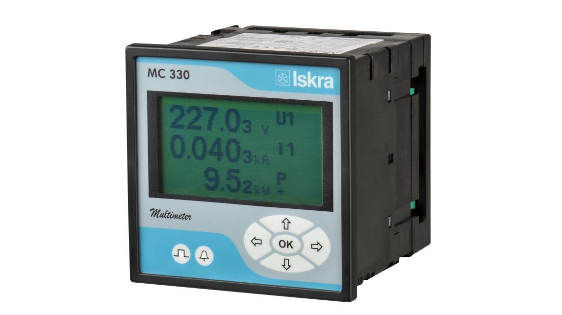 Logo Power monitoring device MC 3x0