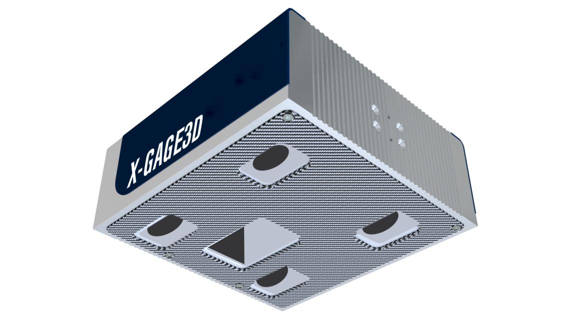 Logo X-GAGE3D