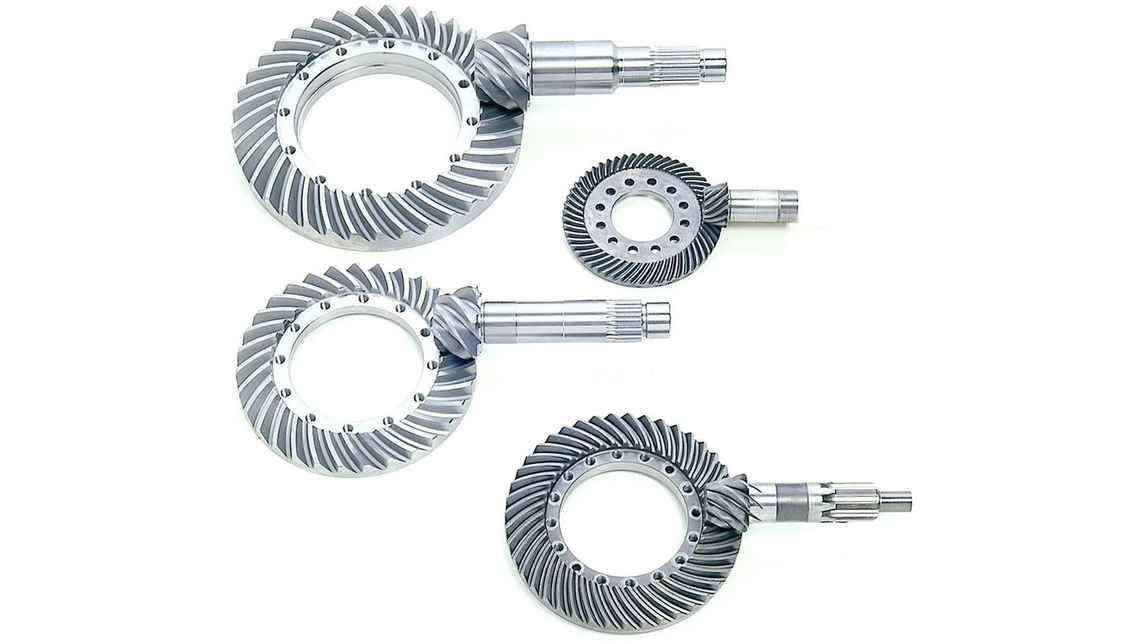 Logo Bevel and Hypoid Gears