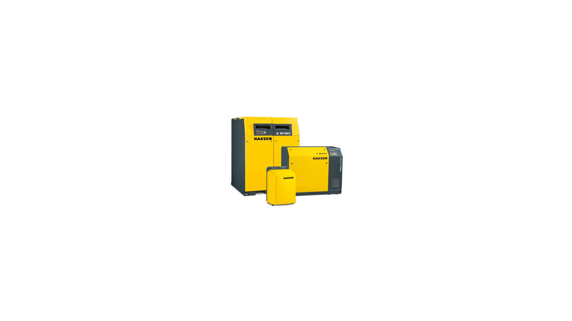 Logo Kaeser Compact-Gebläse