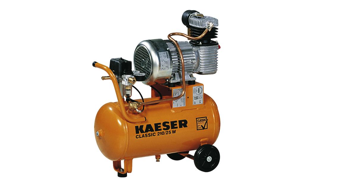 Logo Kaeser Classic serie