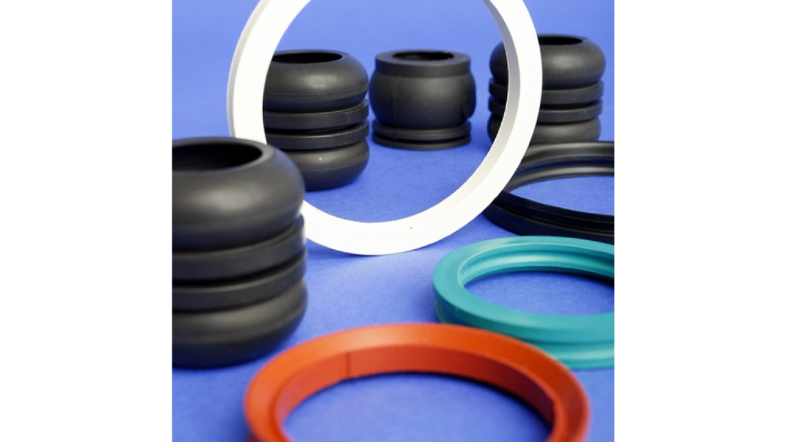 Logo Gaskets and moulded parts