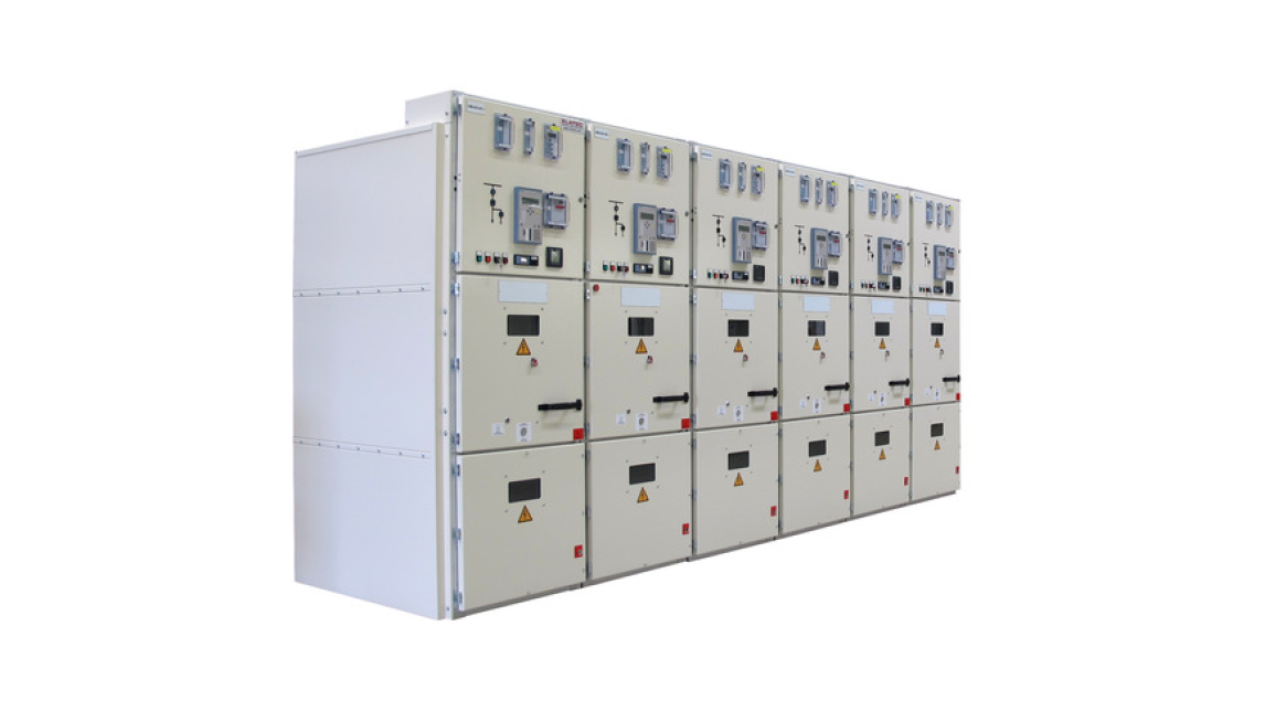 Logo Medium-Voltage switchgear