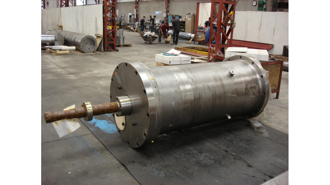 Logo Heavy-duty custom-tailored Pneumatic Cylinders