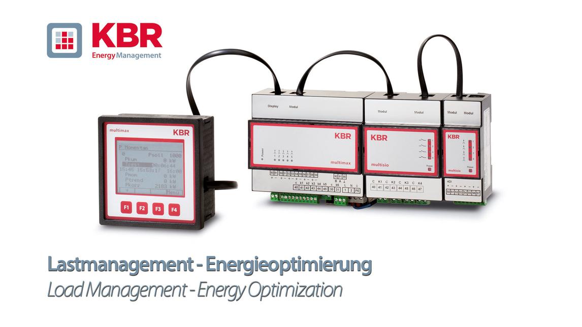 Logo Energy Optimizing / Load Management