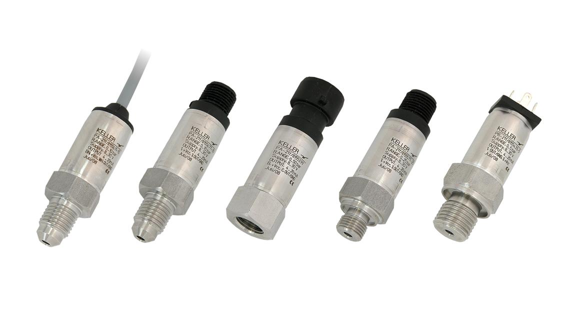 Logo Pressure Transmitters Series 21 Y
