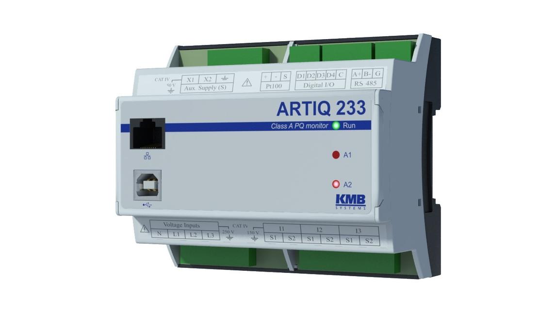 Logo ARTIQ 233
