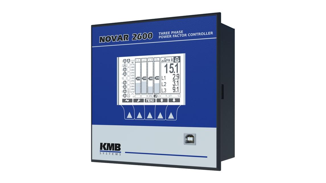 Logo NOVAR 2600