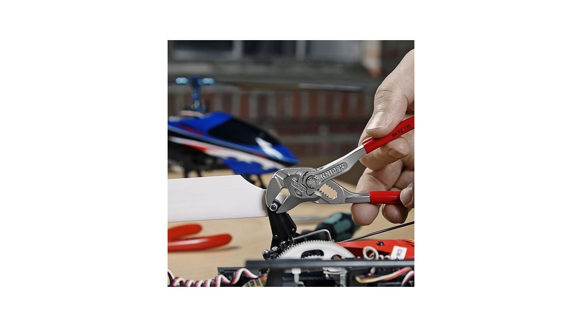 Logo Mini-Zangenschlüssel