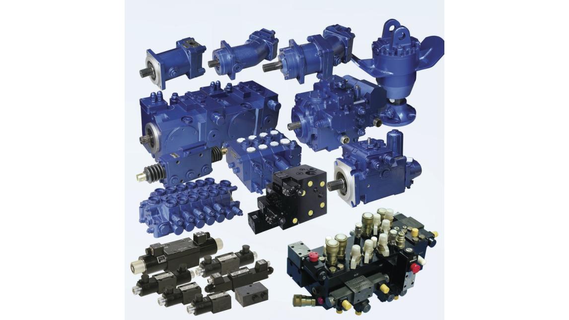 Logo Hydraulic Components