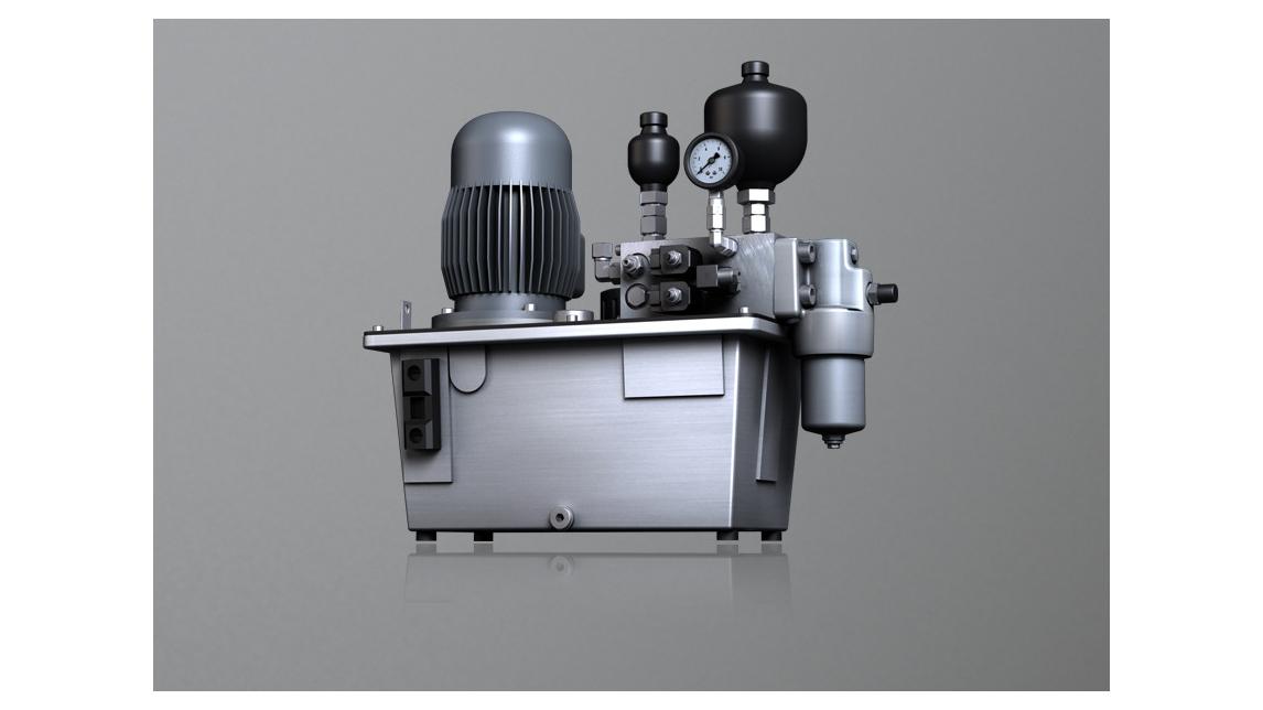 Logo Hydraulik-Komponenten