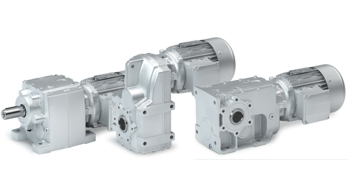 Logo g500-H helical gearboxes